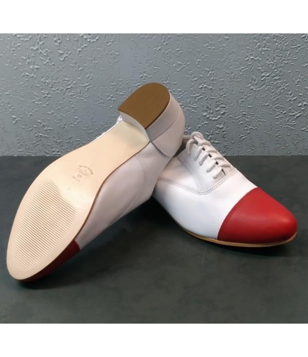 Sapato Cj 02 - Bicolor