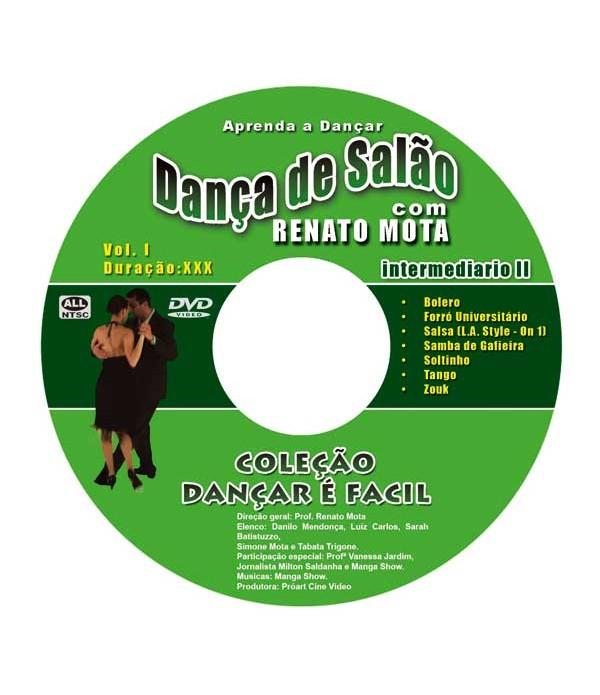 DVD Intermediário II